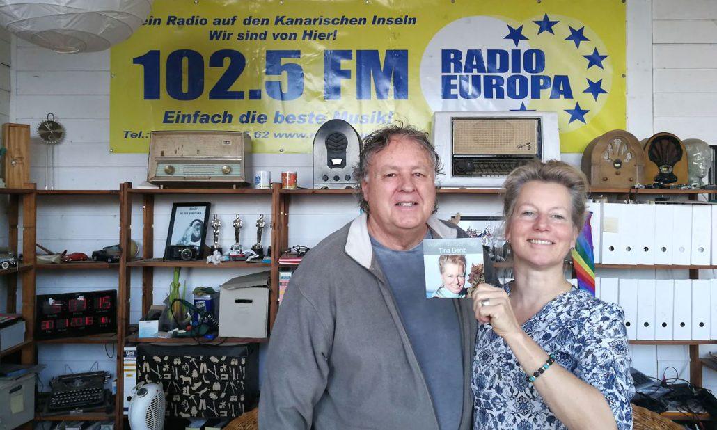 Peter Graf Radio Europa auf Teneriffa 1